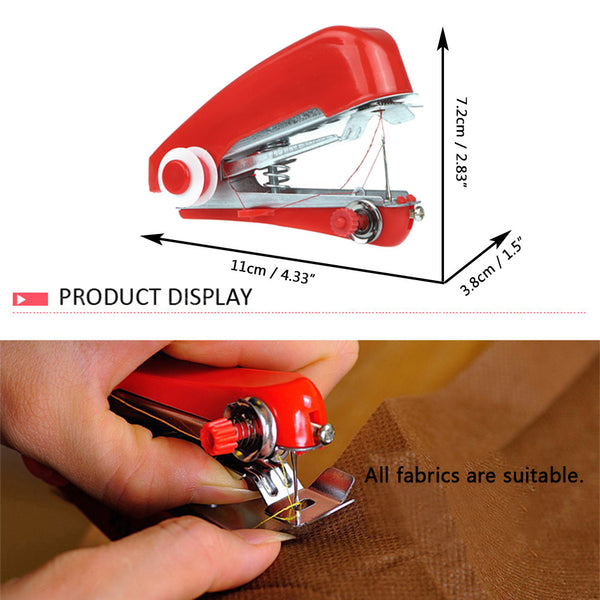 Quicky Stitch - Portable Hand Sewing Machine