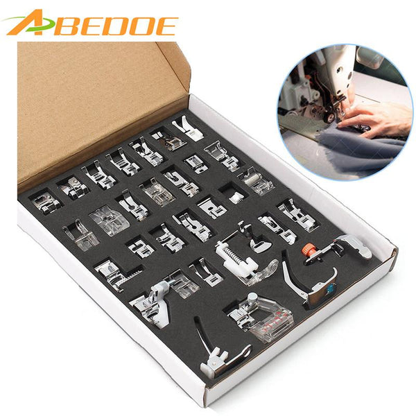 32pcs Domestic Sewing Machine  Accessories