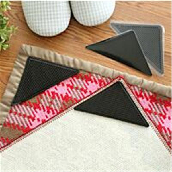 Ruggies - 4 pcs Reusable Carpet Non Slip Grippers