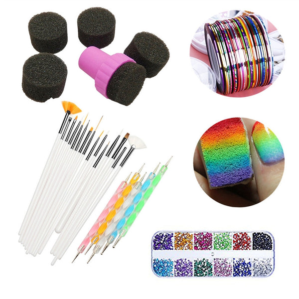 Nail Art Kit Set