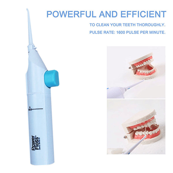 Portable Power Floss Dental Water Jet