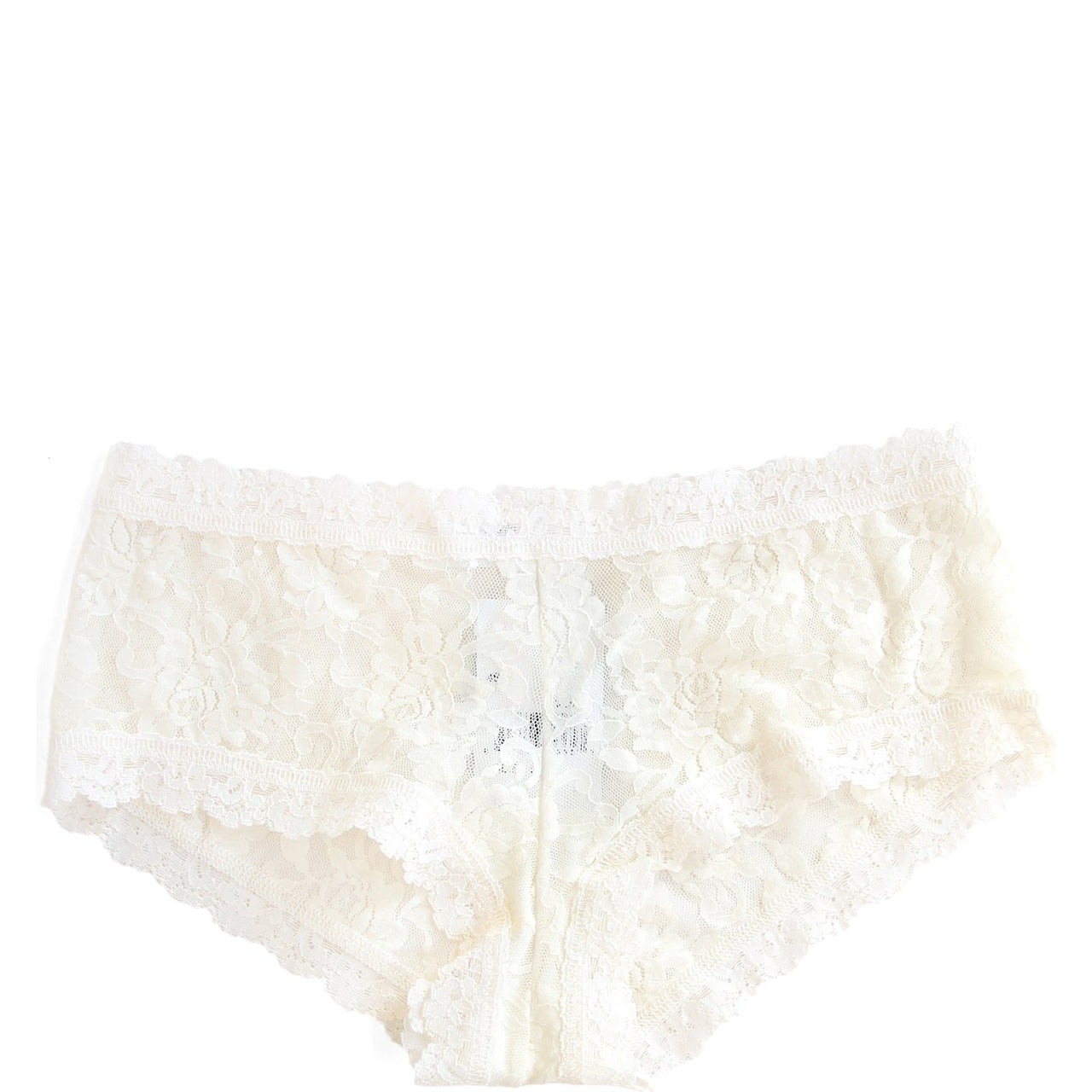 BOYSHORT SIGNATURE LACE