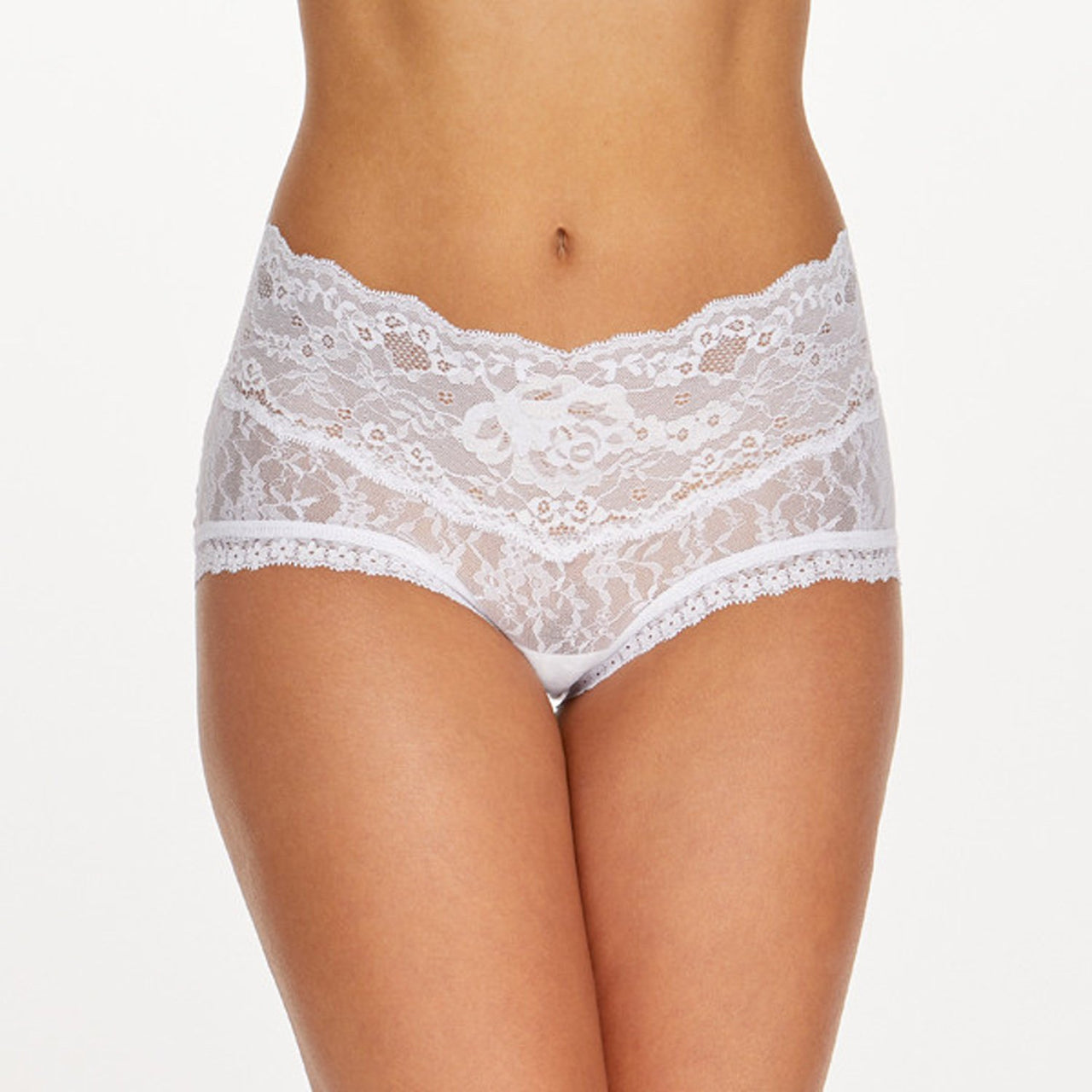 Panty-Engineered Lace