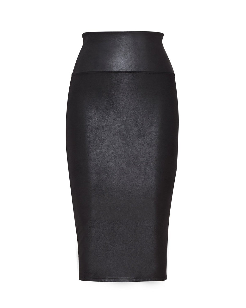 Leather Skirt-Faux Leather