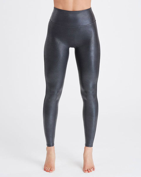 Pebble Leggings-Faux Leather