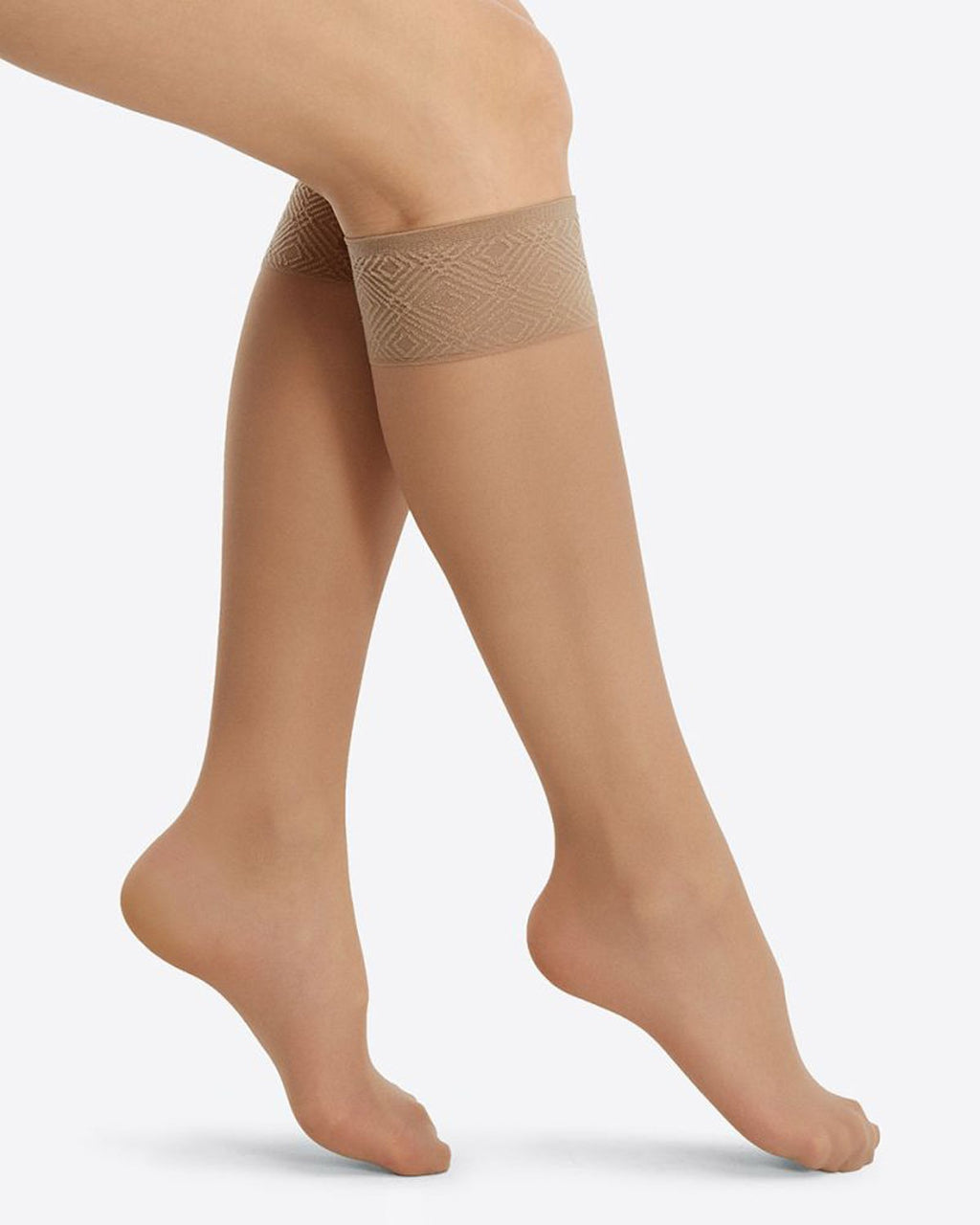 High Knee-Graduate Compression