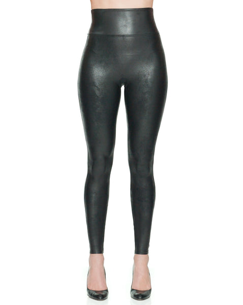 Leggings-Faux Leather
