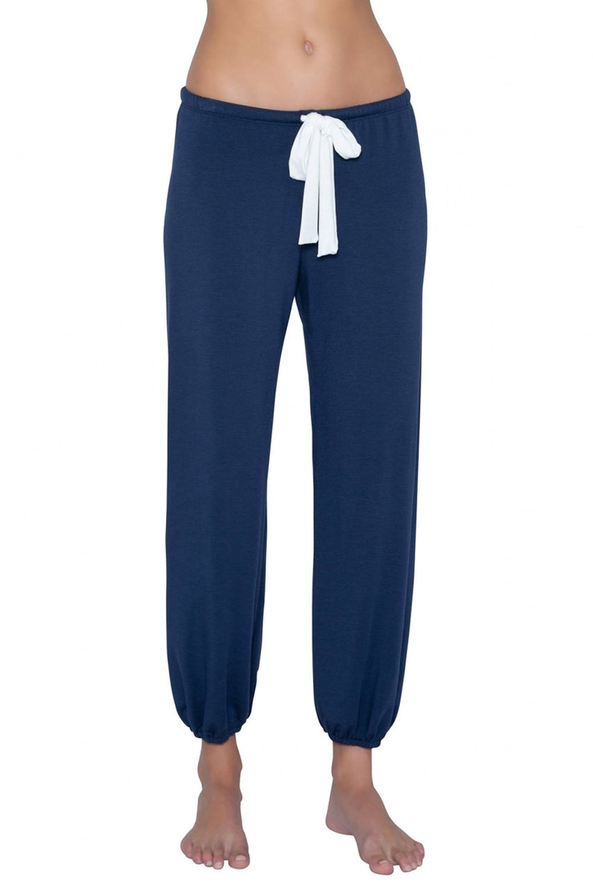 Cropped Pant-Winter Heather