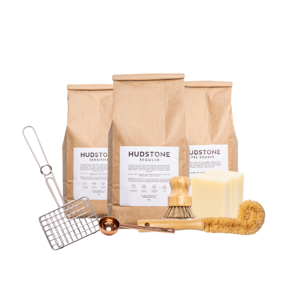 The Hudstone Hope Bundle (ZERO WASTE + FREE SHIPPING)