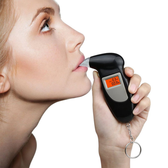 Key-chain Breathalyzer - Gadget My Car