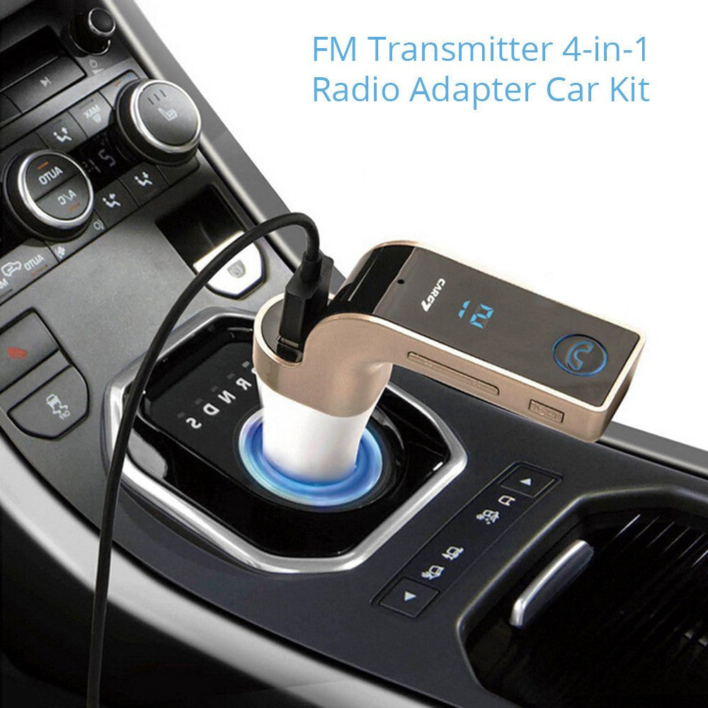 Radio Adapter Car Kit - Gadget My Car