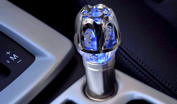 Purifu: Car Air Purifier & Ionizer - Gadget My Car