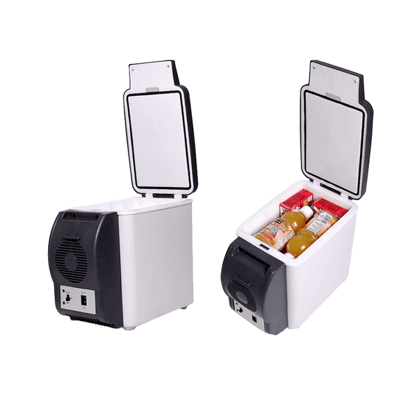 Portable Car Fridge & Warmer - Gadget My Car