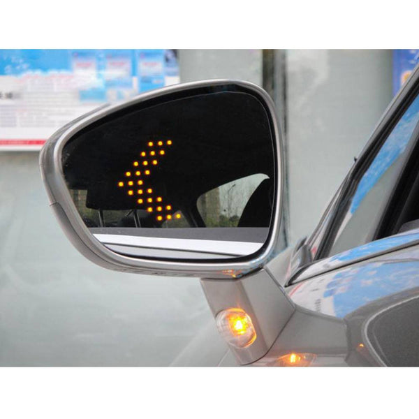 Arrow Led Lights For Side Mirror Turn Signals Gadget My Car