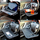 Car Steering Wheel Tray For Laptop & Food - Gadget My Car