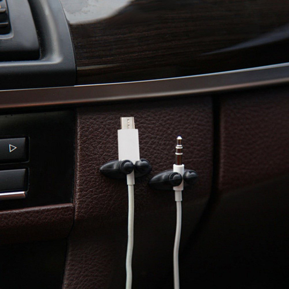Multi-functional Cable Clip Holders - Gadget My Car