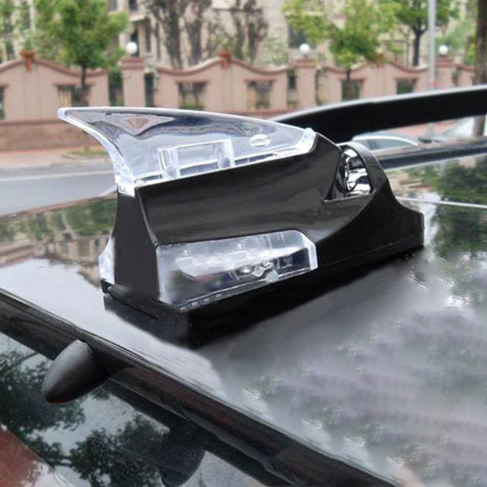 Wind Power Decorative Shark Fin Antenna - Gadget My Car