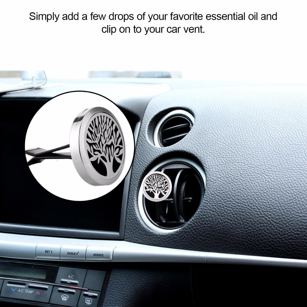 Stainless Steel Essential Oil Fragrance Diffuser