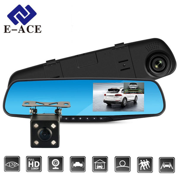 DVR Mirror Camera System - Gadget My Car