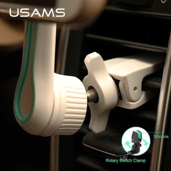 USAMS Universal 360 Degree Air Vent Magnetic Car Holder - Gadget My Car