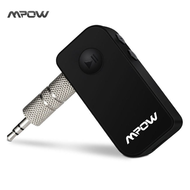 Mpow Bluetooth Adapter with Hands Free Calling - Gadget My Car