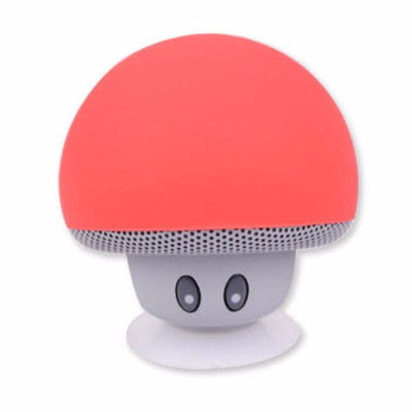Wireless Portable Mushroom Bluetooth Speaker & Mic