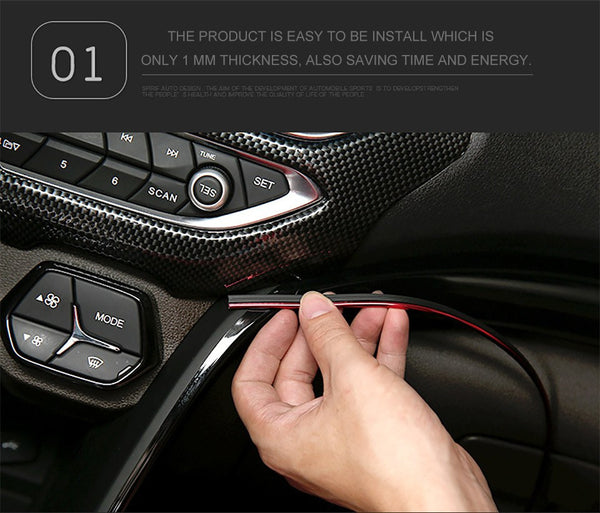 Interior Decoration Inserts - Gadget My Car
