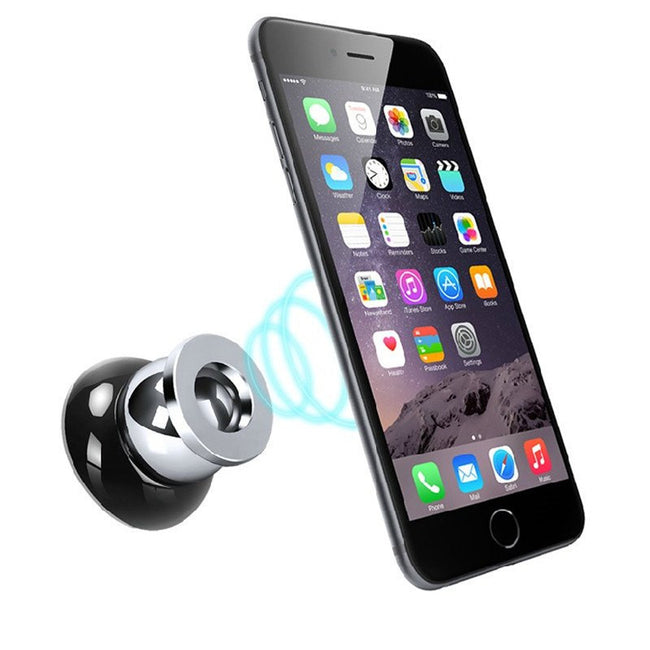 360° Degree Universal Car Magnetic Phone Holder - Gadget My Car