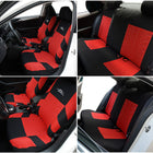 Track Fashioned Car Seat Covers - Gadget My Car