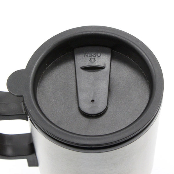 Stainless Steel Heating Cup - Gadget My Car