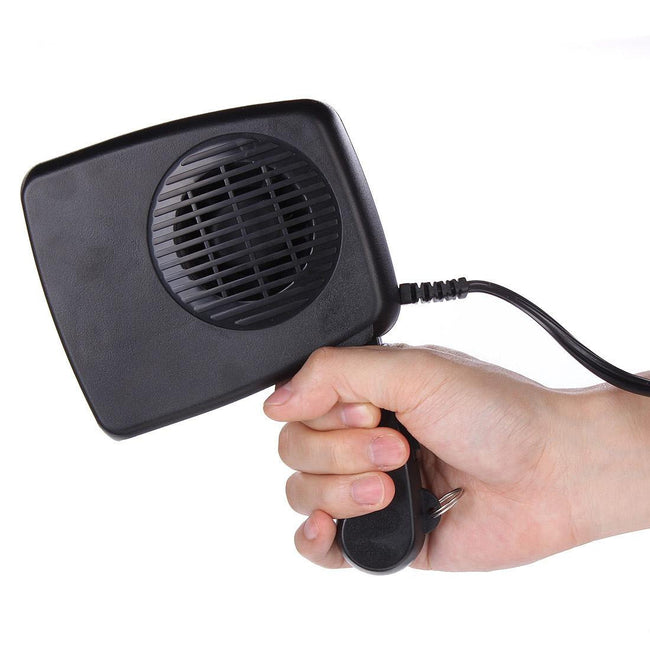Car Portable Ceramic Heater Cooler Defroster - Gadget My Car