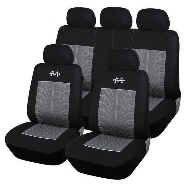 Modern Sports Car Seat Covers - Gadget My Car