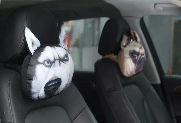 3D Pet Headset Pillow - Gadget My Car