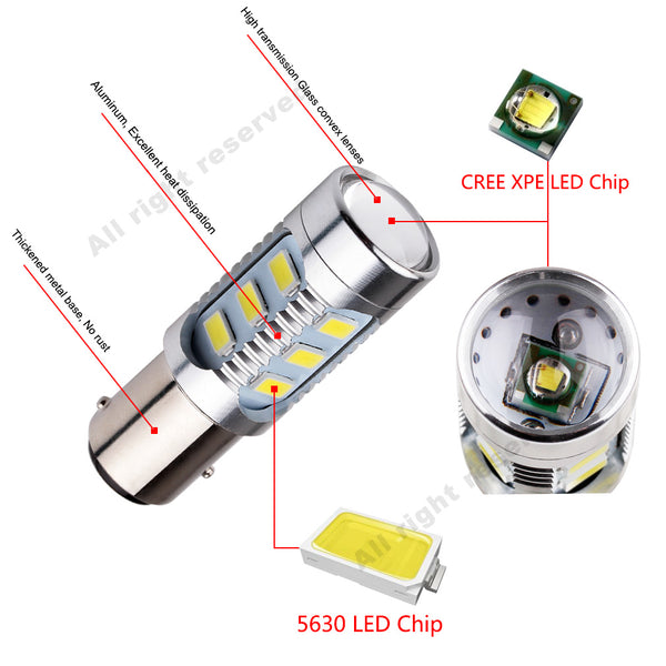 High Power Replacement LED Bulbs