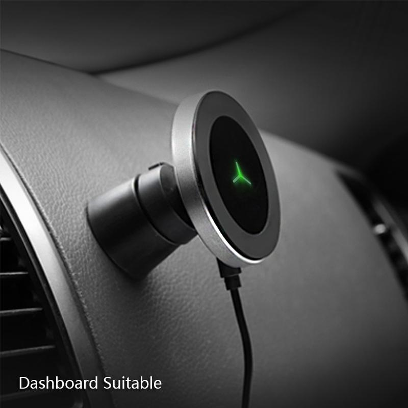 360° Car Wireless Charger For iPhones & Samsung - Gadget My Car