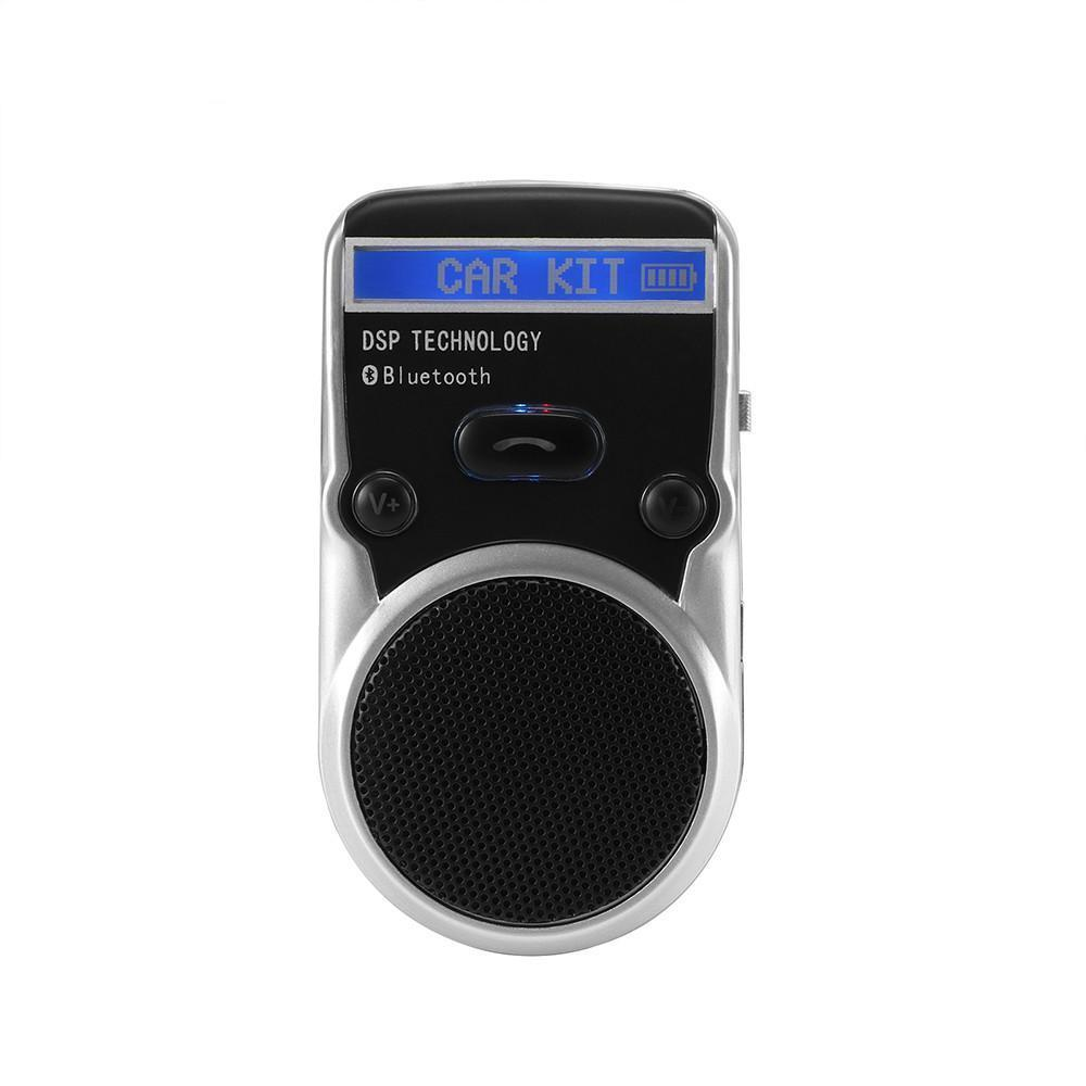 Solar Car Bluetooth Speakerphone - Gadget My Car