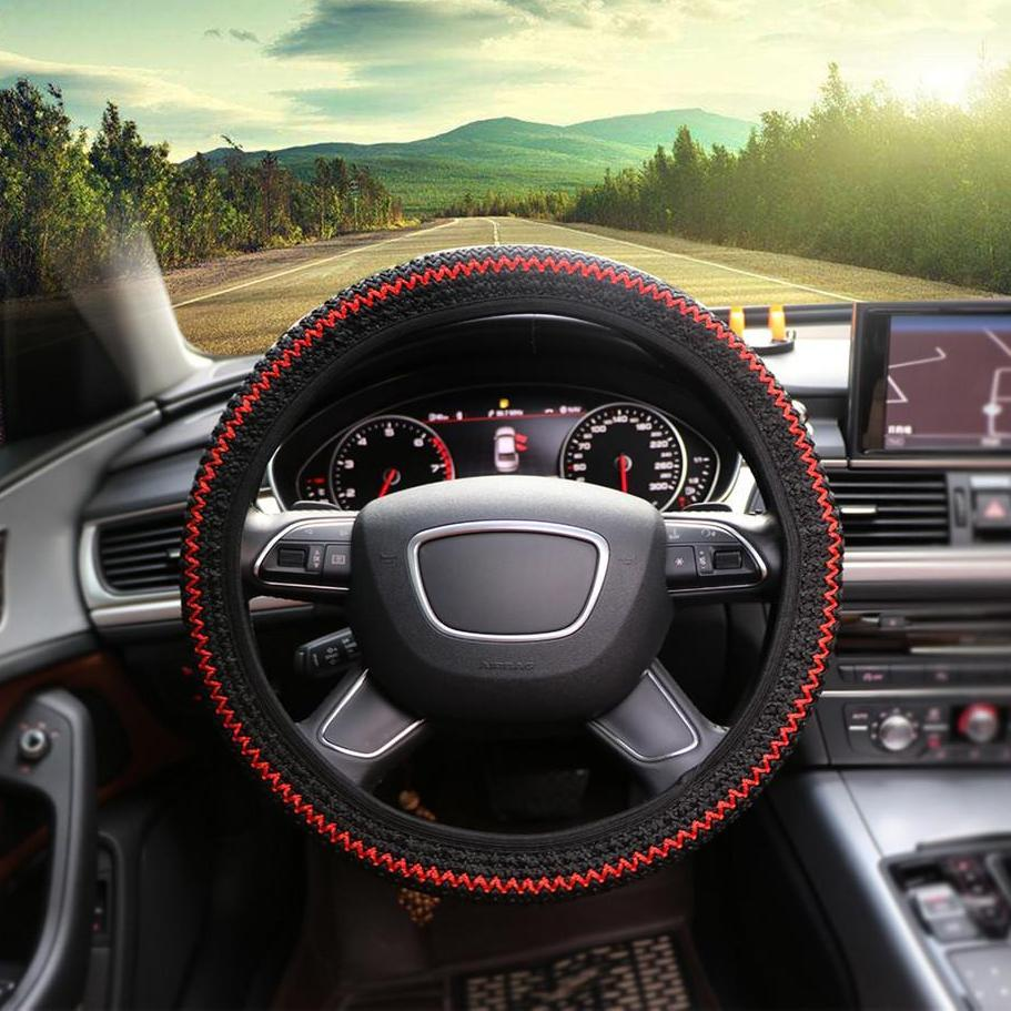 Anti-Slip Steering Wheel Cover - Gadget My Car