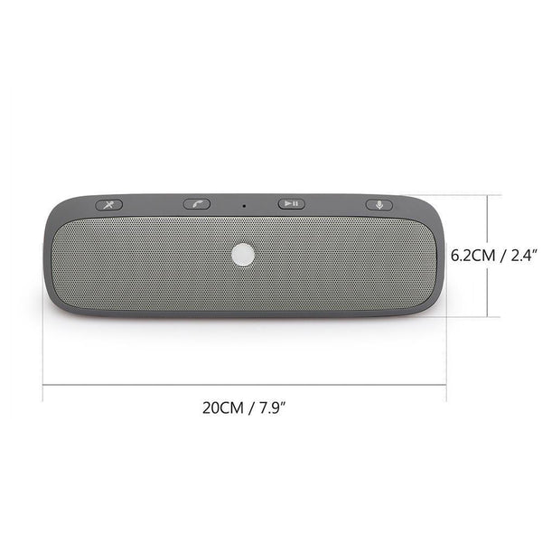 Handsfree Bluetooth Speakerphone - Gadget My Car
