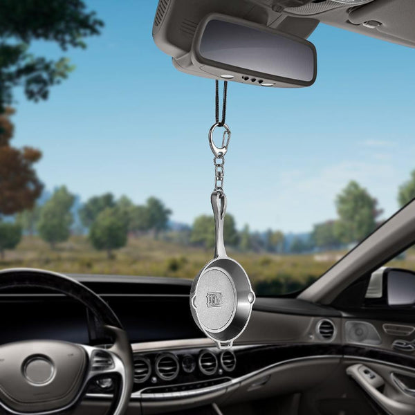 pan rear view mirror hanging accessory gadget my car. Black Bedroom Furniture Sets. Home Design Ideas