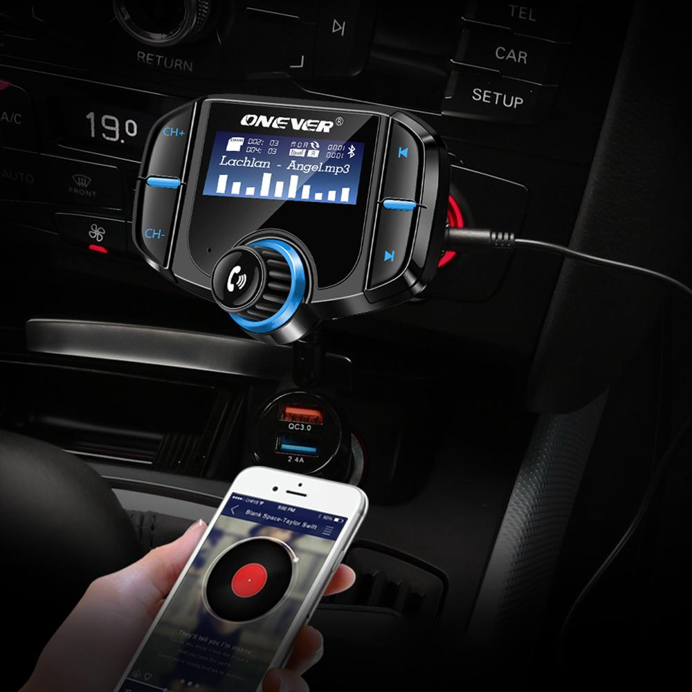 Handsfree Car Kit with Siri's Support - Gadget My Car