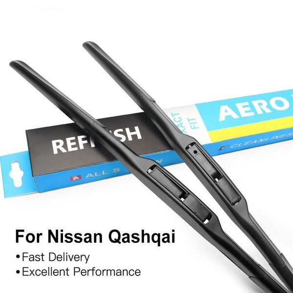 Wiper Blades for Nissan Qashqai