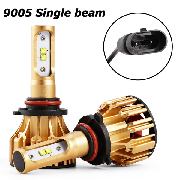 LED Automobile Headlight Bulbs - Gadget My Car