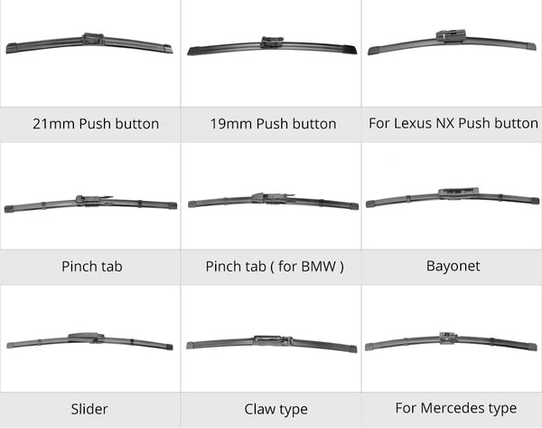 Wiper Blades for Chevrolet - Gadget My Car