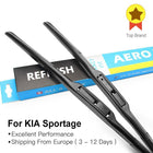 Wiper Blades made for KIA - Gadget My Car