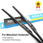 Wiper Blades for Mitsubishi - Gadget My Car