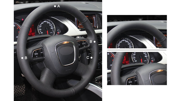 Steering Wheel Cover For Audi - Gadget My Car