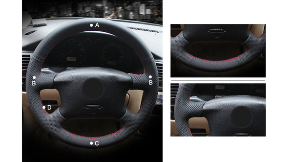 Steering Wheel Cover For Volkswagen Passat