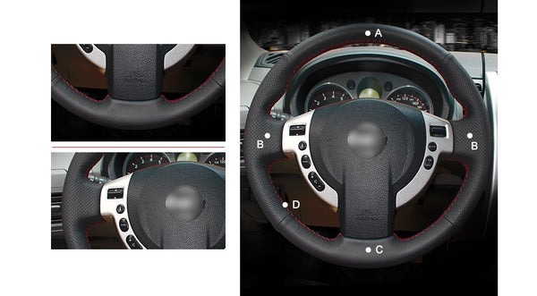 Steering Wheel Cover for Nissan Models - Gadget My Car