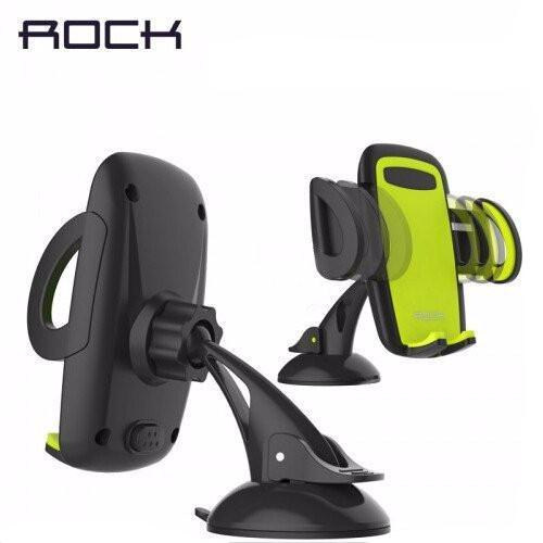 Rock Mobile Car Phone Holder With Adjustable Stand - Gadget My Car