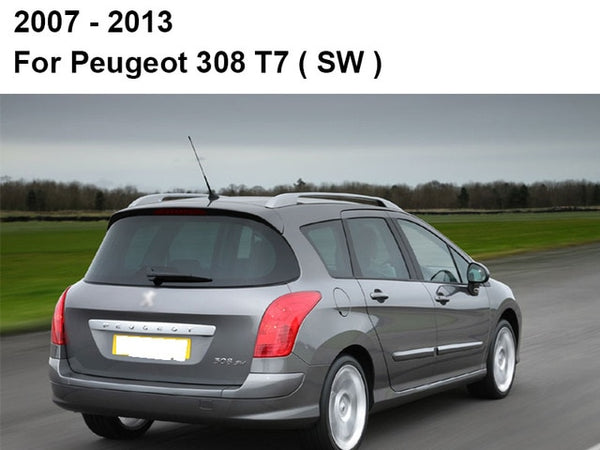 Wiper blades for Peugeot - Gadget My Car
